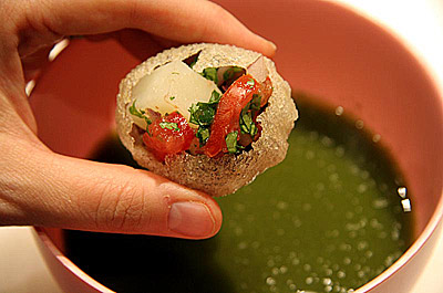 Pani Puri picture